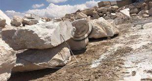 سنگ ساختمانی برای برش با دستگاه cnc